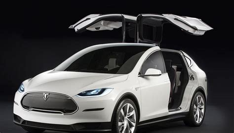 13+ Tesla Car Model X Images