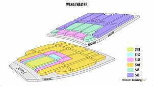Wang Theater Boston Ma Seating Chart Boston Boch Center Wang Theatre Seating Chart