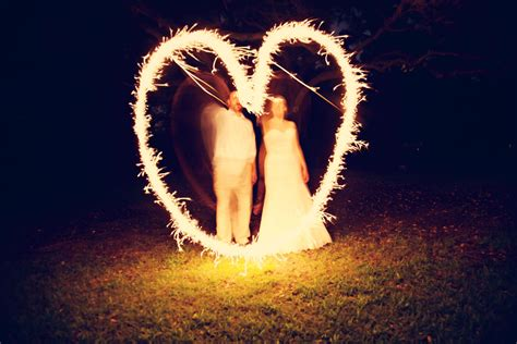 Chloe Moore Photography The Blog Wedding Sparklers
