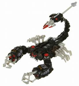 Deluxe Class Stalker Scorponok (Transformers, Movie ...