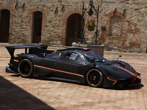 2018 Pagani Zonda Revolucion Picture 509513 Car Review