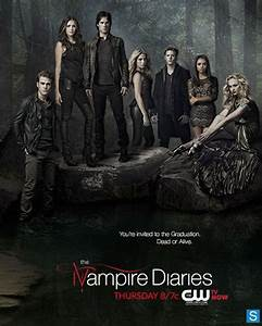 The Vampire Diaries - Season 4 Finale - Promotional Poster ...