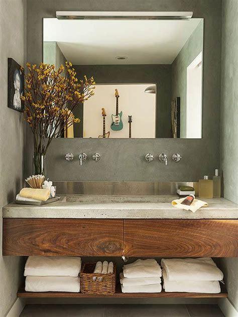 cool  creative double sink vanity design ideas