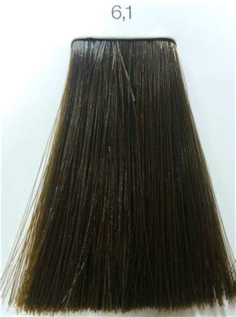 loreal inoa  dark ash blonde hair colar  cut style