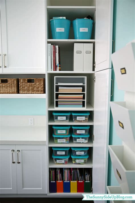 Craft Cupboard by 10 Things To Do Now To Get Organized For Back To School