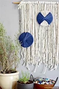 DIY Boho Wall Hanging