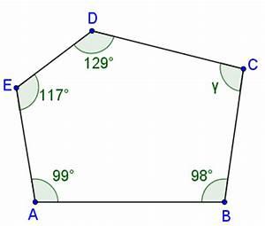 Fünfeck Berechnen : jetzt lernen wie du fehlende winkel in vielecken berechnest ~ Themetempest.com Abrechnung