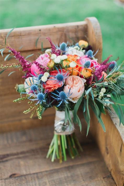 15 Prettiest Bouquets Ideas For Fall Wedding Tulle