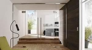 Raumtrenner Mit Tür : glastrennw nde raumteiler ma angefertigt berlin glas ~ Sanjose-hotels-ca.com Haus und Dekorationen