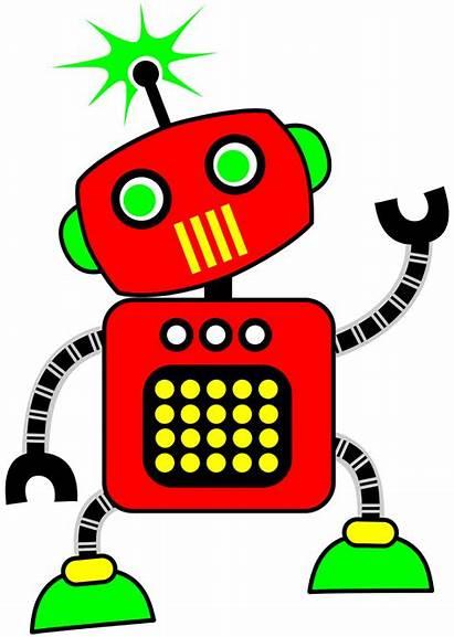 Robot Clip Clipart Lego Classroomclipart Nz Gadgets