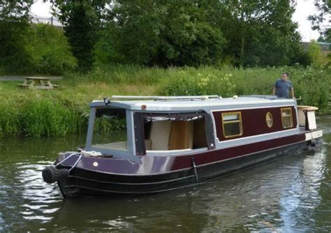 Small Boat Ideas the boat test a small boat with big ideas canal boat