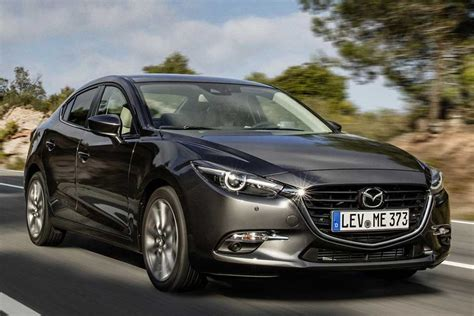 mazda 3 zubehör 2017 mazda 3 sedan skyactiv r at new car buyer s guide