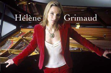 helene grimaud piano short biography