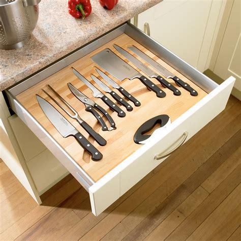 kitchen knives storage kitchen drawer organization design your drawers so