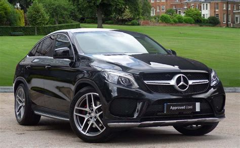 The new gle has a wealth of innovations. MERCEDES BENZ GLE 350 d Coupé 4MATIC - TEMPLE Automotive