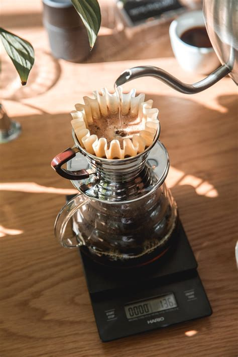 For the most part, pour over drip brewers are all pretty similar. How to: Brew coffee using a V60 Pour Over - Volcano Coffee Works