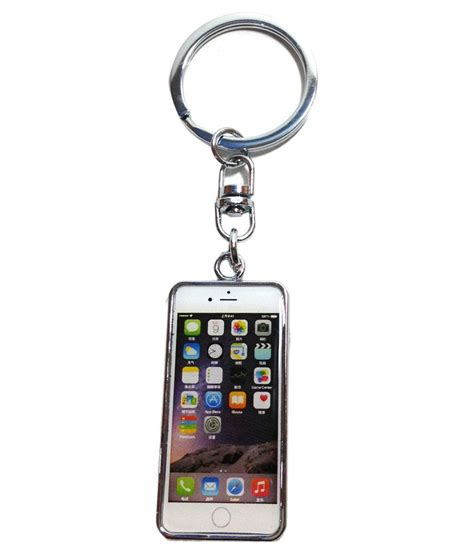 keychain iphone 99dailydeals apple iphone steel keychain buy at