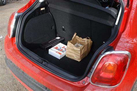 fiat  kofferraum koffer auto bild idee