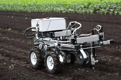 Robotizētas nezāļu ierobežošanas iekārtas prototipa ...