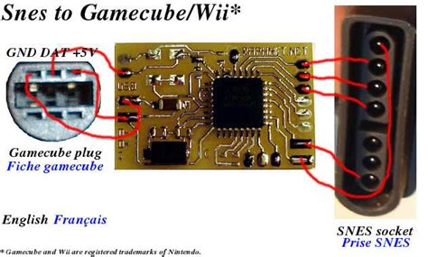 N64 Controller Wiring Diagram by N64 Snes Nes Controller To Gamecube Wii Conversion Project