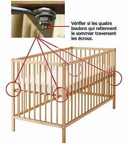 Parc Bébé Ikea : comment assembler bassinette ~ Teatrodelosmanantiales.com Idées de Décoration