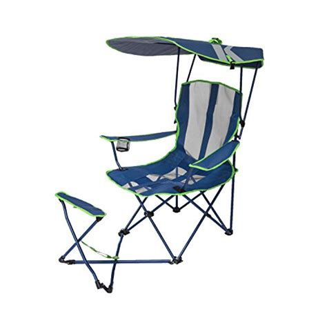 Kelsyus Original Canopy Chair With Ottoman  Best Outdoor