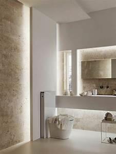 Bad Beleuchtung Ideen : diese 100 bilder von badgestaltung sind echt cool ~ Frokenaadalensverden.com Haus und Dekorationen