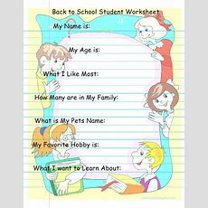 46 Best Images About Back To School Activities, Printables, Labels, Paper, School Supplies Lists