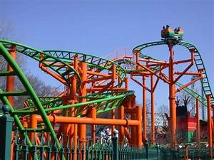Pin by David Wallace on Roller Coasters | Pinterest