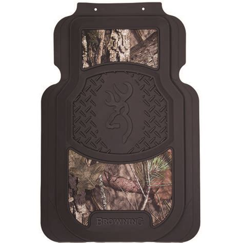 browning floor mats for browning 174 camouflage floor mats at menards 174