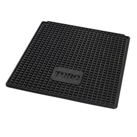 toro timecutter ss 50 in rubber floor mat 79021 the