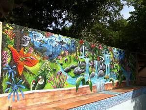 Cuisine arttistes graffiti daccoration graffiti for Decoration pour jardin exterieur 3 decoration cuisine nordique