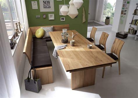 sitzgruppen esszimmer esstisch mit stühlen dansk design massivholzmöbel