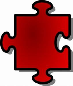 Pieces Puzzle Vector - ClipArt Best
