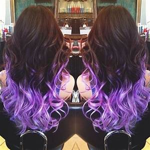 @Cindi Stone Root Purple ombre hair but with blonde ...