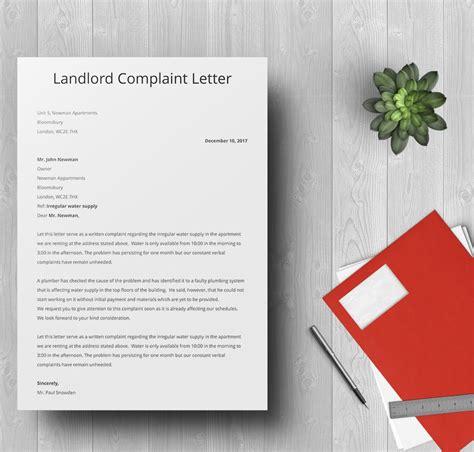complaint letter samples employee business