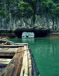 Sea Cave Tunnel  Phuket  Thailand