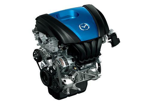 Mazda New Skyactiv Engine Wins Rjc
