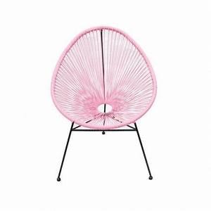 Fauteuil Fil Scoubidou : 8 best tuinstoelen images on pinterest armchair folding ~ Teatrodelosmanantiales.com Idées de Décoration