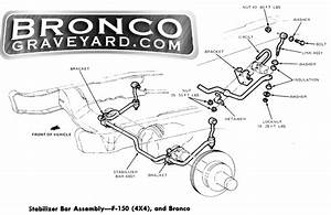 I Would Like To See A Picture Of A Rear Sway Bar Installed