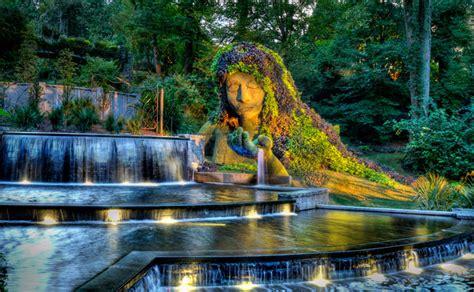 atlanta botanical garden imaginary worlds atlanta botanical garden