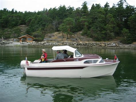 Vintage Skagit Motorboats are a Northwest classic. Very ...