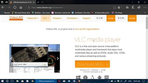 look at new vlc 3 0 media player with improved support for 4k 8k hdr and more