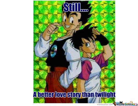 Gohan Memes - gohan and videl by anthempt3 meme center