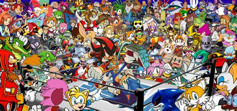 Sonic Character Tournament/week 34