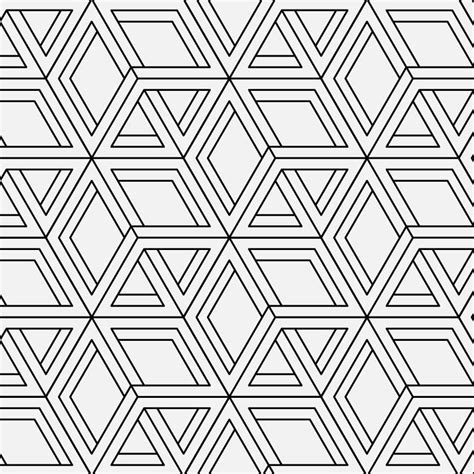 geometric illusion  custom wallpaper