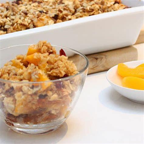 Best Peach Breakfast Bake Recipes Yummly