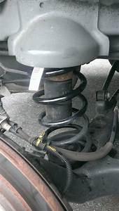 2016 Dodge Grand Caravan Timbren Rear Suspension