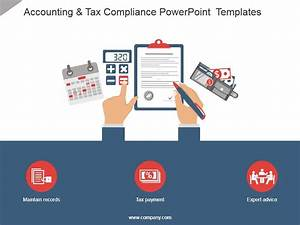 Accounting And Tax Compliance Powerpoint Templates ...