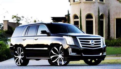 cadillac escalade  redesign review car drive